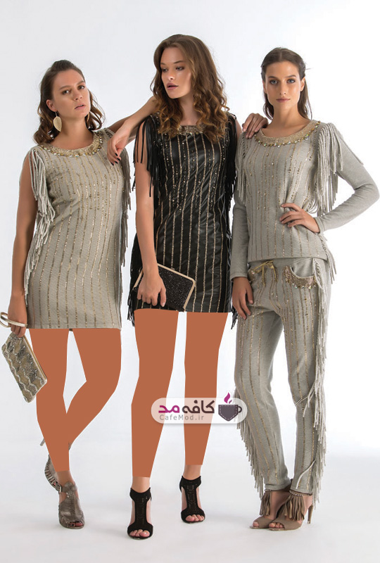 لباس مجلسی زنانه Nice Istanbul