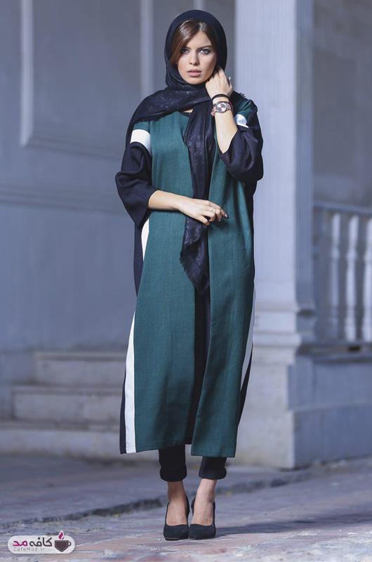 مدل مانتو Titi Design