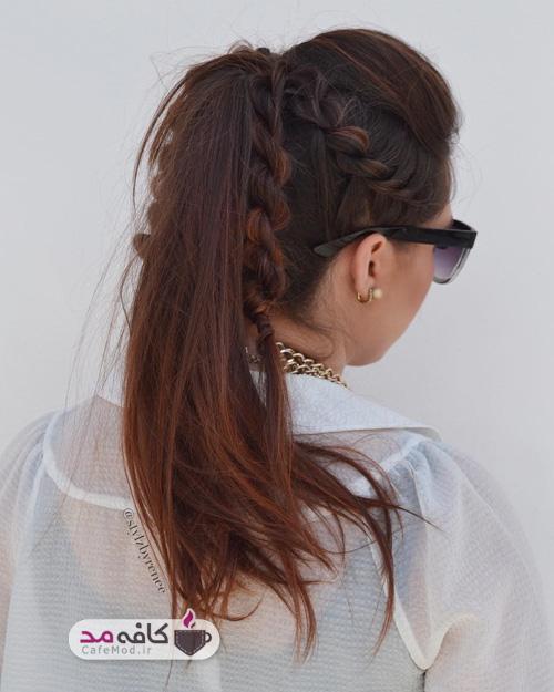 مدل درست کردن موها