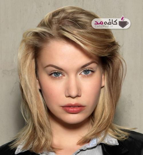 مدل مو که شما را جوان نشان میدهد