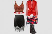 مدل ست کردن لباس