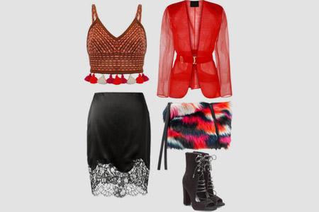ست لباس مجلسی زنانه 11