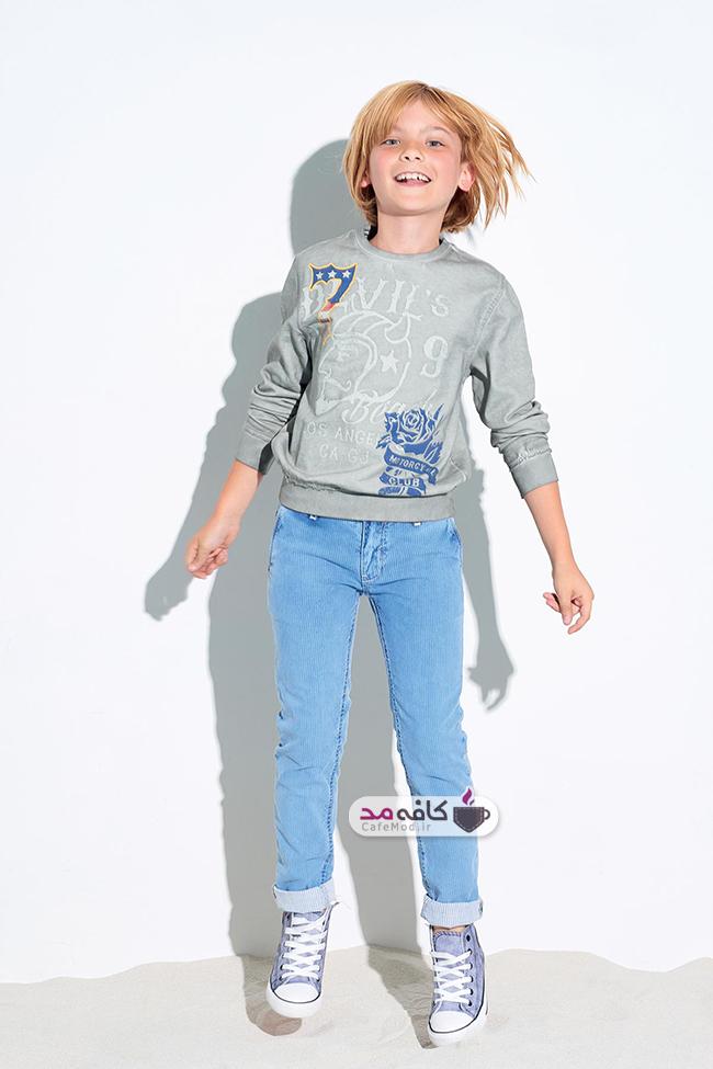 مدل لباس پسرانه برند Gaudi
