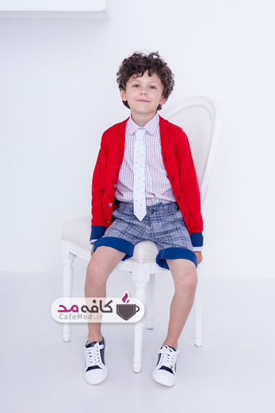 مدل لباس پسرانه Pincopallino