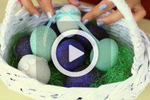 فیلم رنگ آمیزی تخم مرغ
