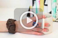 فیلم ساخت دستبند چرمی