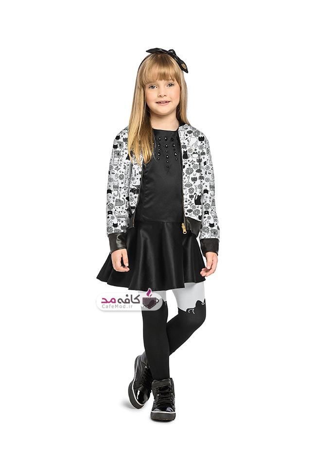 مدل لباس دخترانه 2017