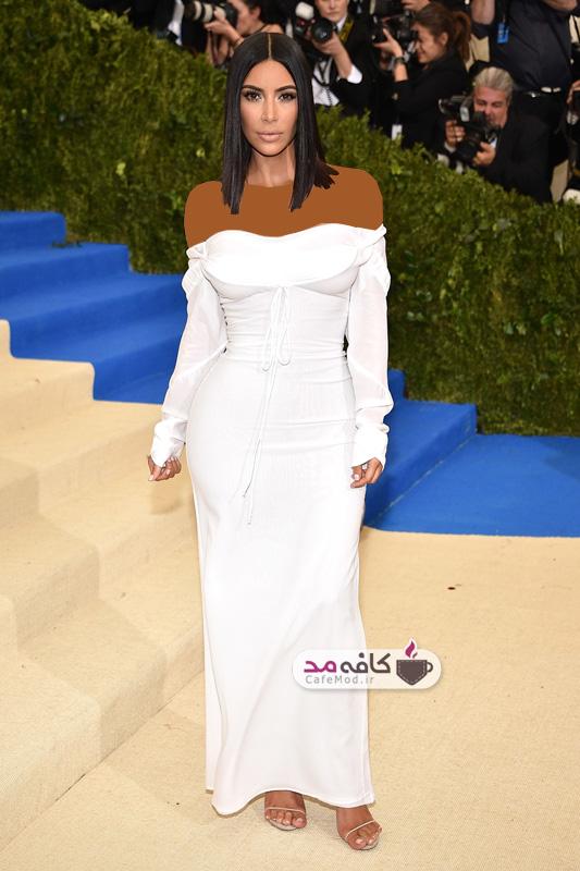 لباس ستارگان هالیوودی در Met Gala 2017