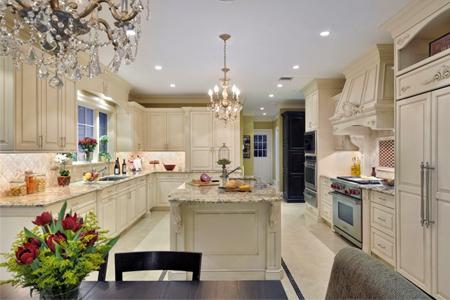 نحوه دکوراسیون در آشپزخانه های بدون اُپن 6