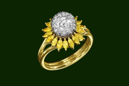 مدل جواهرات Geraldo 10