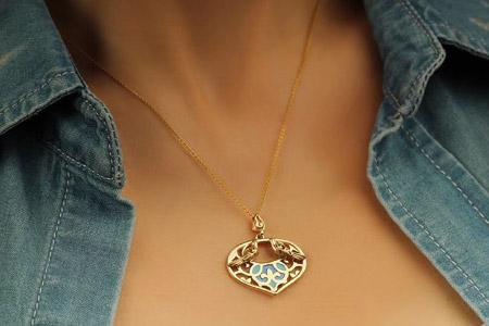 مدل طلا و جواهر گالری مانیا 11