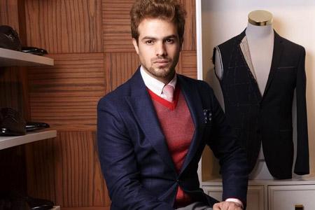 مدل لباس مردانه ایکات 7