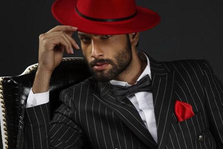 لباس مردانه ایرانی Cameron Zigzal 11