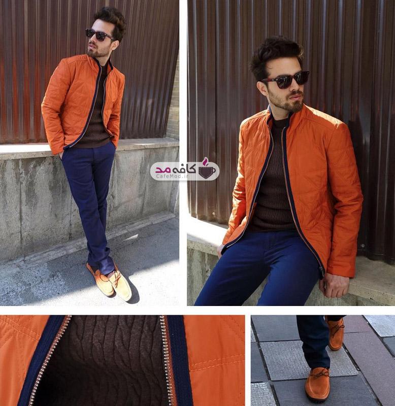 مدل لباس مردانه ایکات