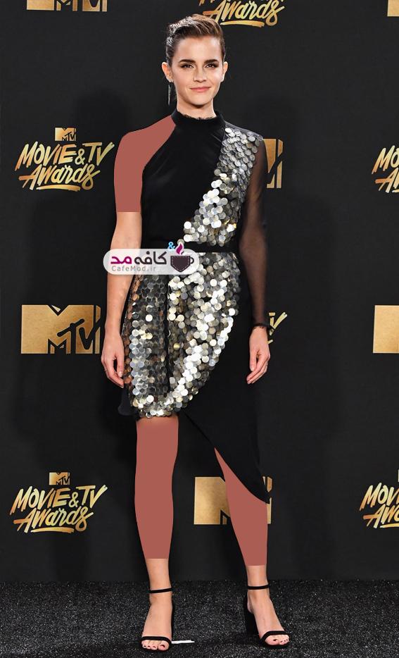 لباس های مراسم فرش قرمز MTV Movie & TV Awards 2017