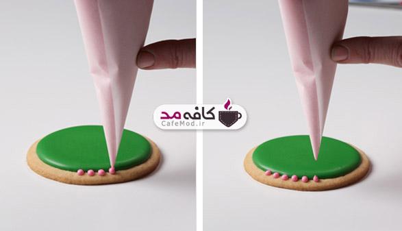 دستور تهیه رویال آیسینگ