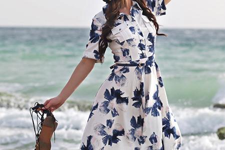 لباس مجلسی خنک و تابستانی زنانه 1