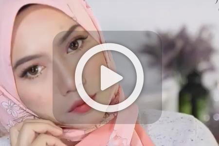 فیلم آموزش آرایش برای عید فطر