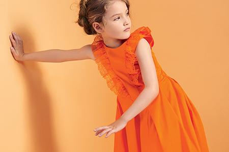 مدل لباس دخترانه و پسرانه Dior 1