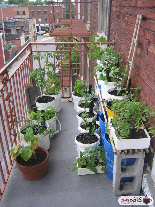 ایده های کاربردی برای تغییر دکوراسیون بالکن خانه