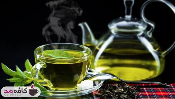خاصیت چای سبز برای صورت و موی شما