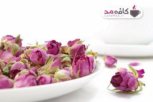 طرز تهیه دمنوش گل سرخ