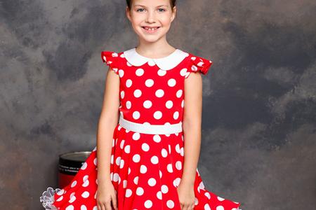 لباس مجلسی دخترانه Maryteks 10