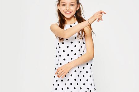 مدل لباس تابستانه دخترانه Zara 8
