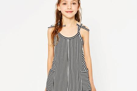 مدل لباس تابستانی دخترانه 2017 10
