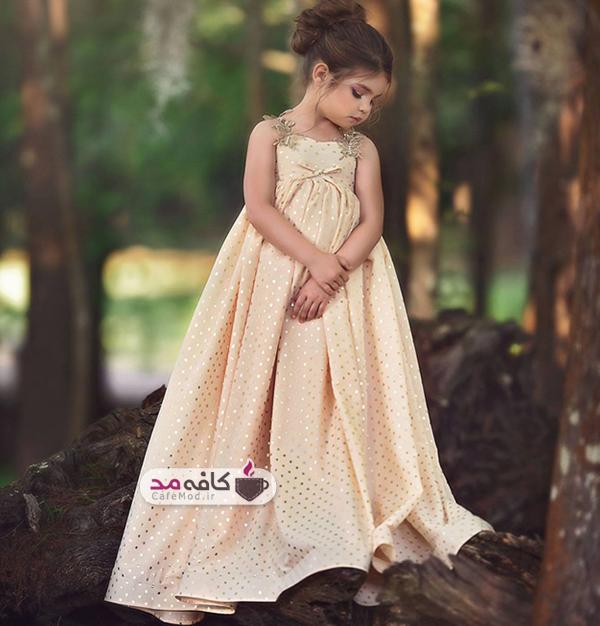 مدل لباس مجلسی دخترانه Annatriant