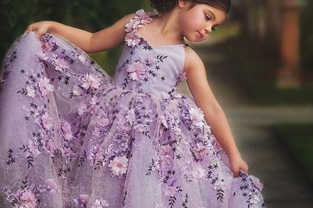 مدل لباس مجلسی دخترانه Annatriant 10