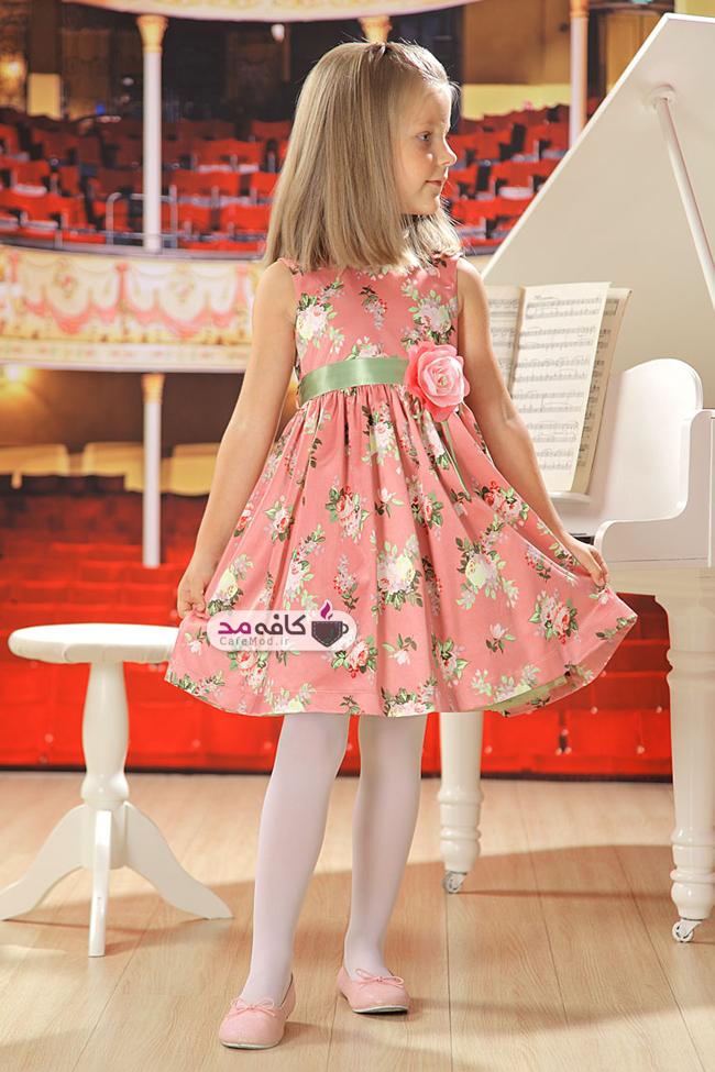 مدل لباس مجلسی دخترانه Kindressa