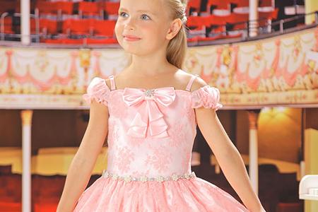 مدل لباس مجلسی دخترانه Kindressa 9