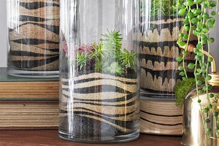 آموزش درست کردن گلخانه ی شیشه ای 1