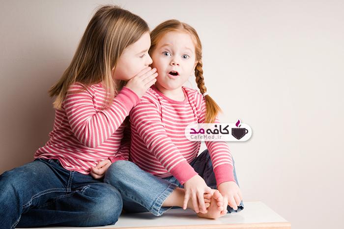 راهکارهای کلیدی برای برخورد با کودکان خبرچین