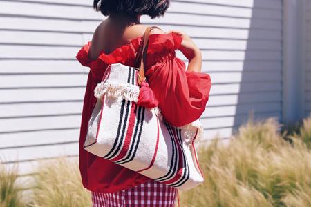 آموزش دوخت کیف زنانه 2