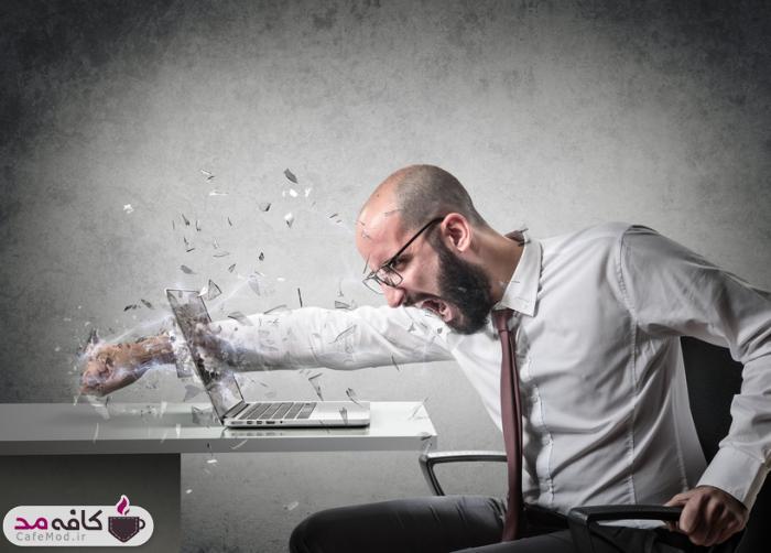دلایل اعتیاد به خشم در انسان ها