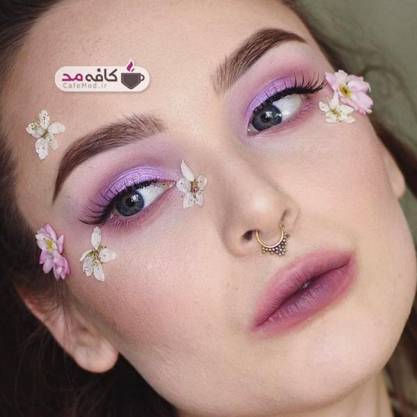 مدل 2017 آرایش صورت