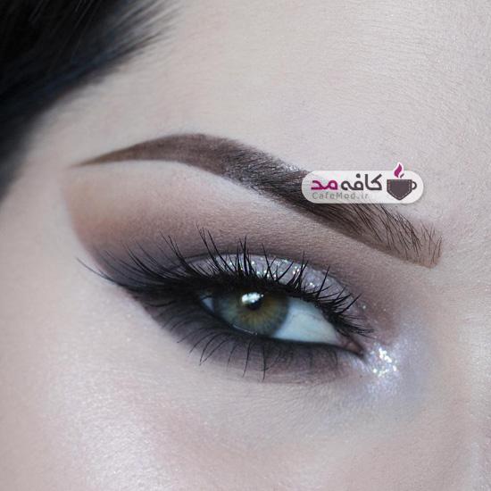 مدل آرایش چشم جدید 2017