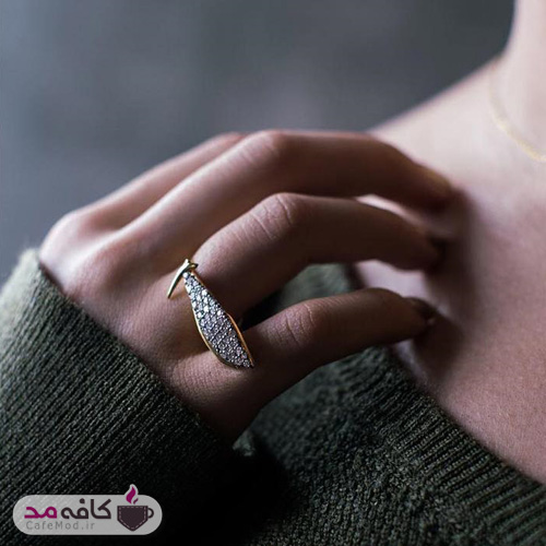 مدل جواهرات معاصر مینا