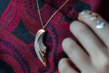 مدل جواهرات معاصر مینا 7