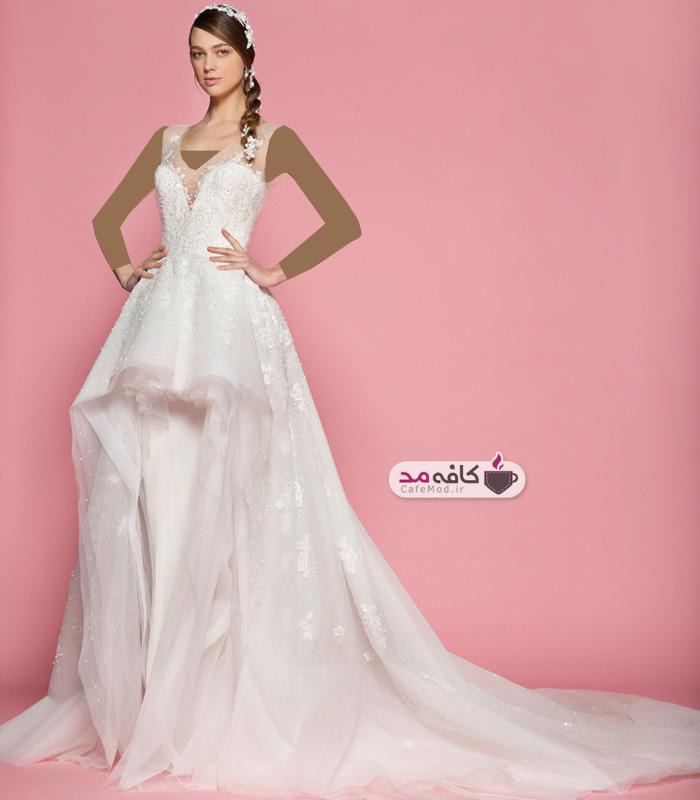 مدل لباس عروس جدید 2017