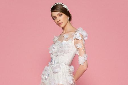 مدل لباس عروس جدید 2017 10
