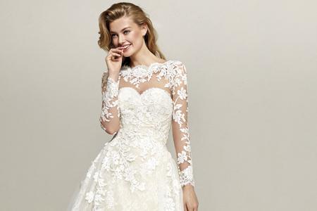 مدل لباس عروس Pronovias 13