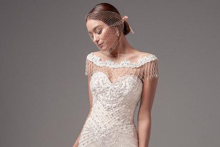 مدل لباس عروس جدید 2017 13