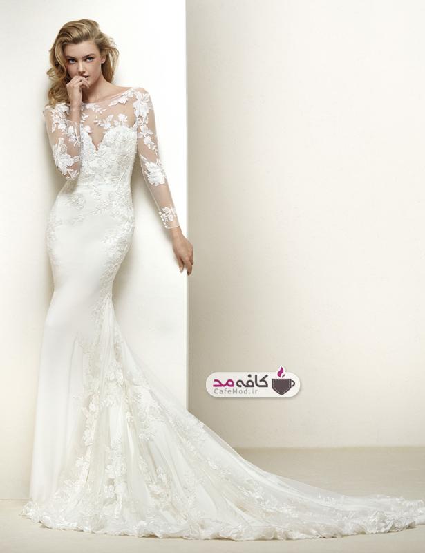 مدل لباس عروس Pronovias