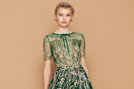 مدل لباس مجلسی 2017 10