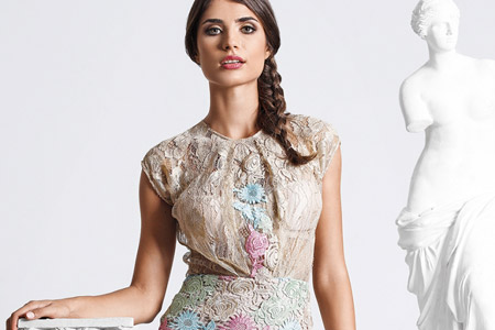 لباس مجلسی زنانه Cristallini 11