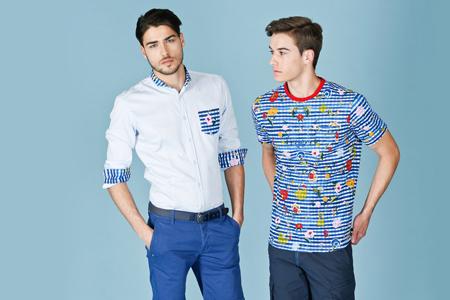 مدل لباس مردانه اسپرت Alessandrini 11