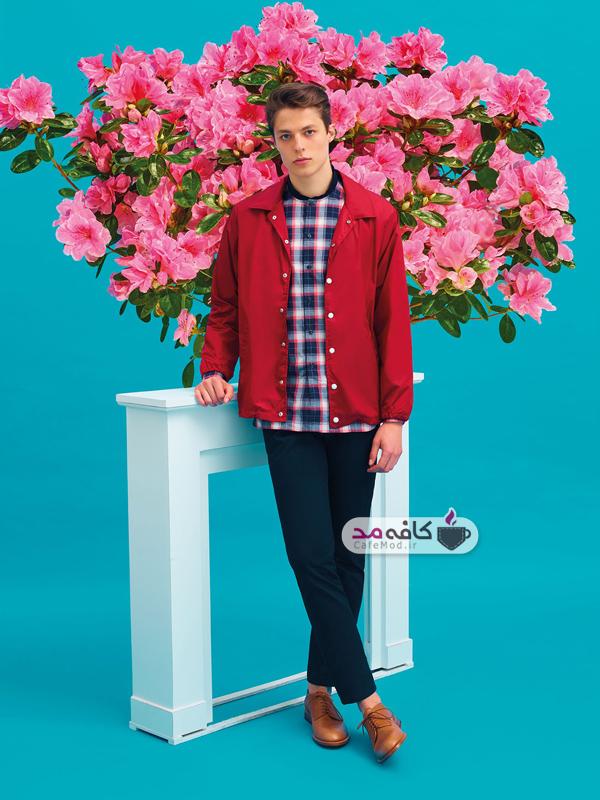لباس بهاره تابستانی مردانه
